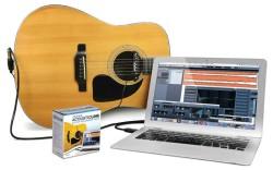 Alesis - Alesis Acoustic Link Akustik Gitar USB Seti