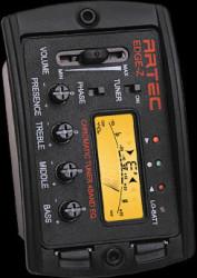 Artec - Artec EDGE-Z 4 Band Equalizer/Tuner