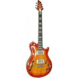 Cort - Cort CL1400 CRS Semi Hollow Body Elektro Gitar