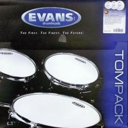 Evans - Evans ETP-G2CTD-S Standard Kumlu Tom Derisi Seti