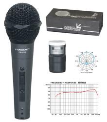 Fugue - Fugue FM-899 Mikrofon + Kablo