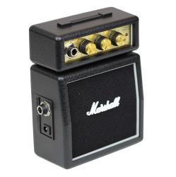 Marshall - Marshall MS-2BK Mini Elektro Gitar Amfisi