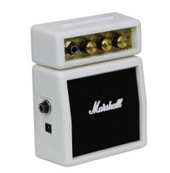 Marshall - Marshall MS-2W Beyaz Mini Elektro Gitar Amfisi