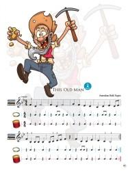 Orff Eşlikli Melodika Metodu 1. Bölüm (CD´li) - Thumbnail