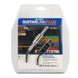Alesis - Alesis Guitarlink Plus USB Gitar Kablosu