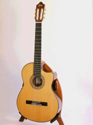 Camps - Camps CUT-900LH Solak Elektro Klasik Gitar