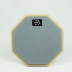 Cox - Cox 8 inç PP-G8 Gri Davul Çalışma Pad