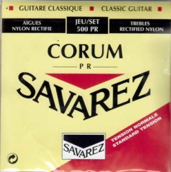 Savarez - Savarez 500PR CORUM Normal Tension Klasik Gitar Teli