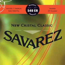 Savarez - Savarez 540CR Alliance Mixed Tension Klasik Gitar Teli