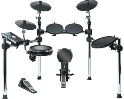 Alesis - Alesis COMMAND KIT X Mesh Snare & Bass Drum Davul Seti