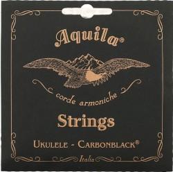 Aquila - Aquila 142U Carbonblack Siyah Concert Ukulele Teli