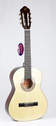 Barcelona - Barcelona LC 3400 2/4 Naturel Klasik Çocuk Gitarı + Kılıf