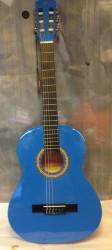 Barcelona - Barcelona LC 3600 BL Mavi 3/4 Klasik Gitar + Kılıf
