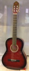 Barcelona - Barcelona LC 3600 RDS Kırmızı 3/4Klasik Gitar + Kılıf