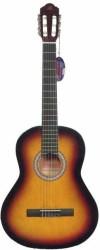 Barcelona - Barcelona LC3900-SB Klasik Gitar + Kılıf