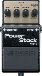 Boss - Boss ST-2 Power Stack Distortion Pedalı
