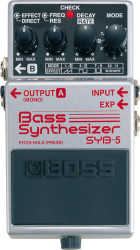Boss - Boss SYB-5 Bas Synthesizer Compact Pedal