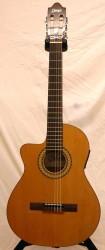 Camps - Camps NAC-1 LH Solak Elektro Klasik Gitar