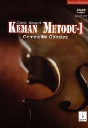Bemol - Cemalettin Göbelez Görerek, Dinleyerek Keman Metodu-1 DVD´li