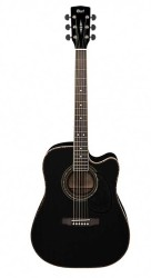 Cort - Cort AD880CE BKW Elektro Akustik Gitar (Orjinal Kılıflı)