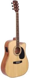 Cort - Cort AD880CE NATW Elektro Akustik Gitar(Orjinal Kılıflı)