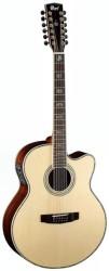 Cort - Cort CJ10X12 12 Telli Elektro Akustik Gitar