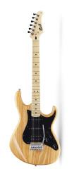 Cort - Cort G200DX NAT Elektro Gitar