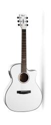 Cort - Cort GA5FWH Grand Auditorium Elektro Akustik Gitar