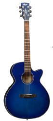 Cort - Cort SFX-E TBB Elektro Akustik Gitar