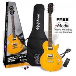 Epiphone - Epiphone Slash AFD Les Paul Special II Elektro Gitar Set