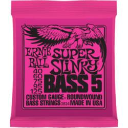 Ernie Ball - Ernie Ball P02824 Bas Gitar Tel Seti (40-125)