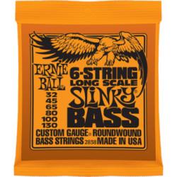 Ernie Ball - Ernie Ball P02838 Bas Gitar Tel Seti (32-130)