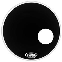 Evans - Evans BD20RONX EQ3 Onyx Kick Derisi (20 Inch)