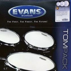 Evans - Evans ETP-G2CTD-F Fusion Kumlu Tom Derisi Seti