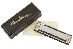 Fender - Fender Blues Deluxe Bb Harmonica