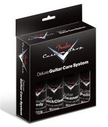 Fender - Fender CS Deluxe Guitar Care System
