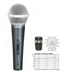 Fugue - Fugue FM-57A Mikrofon + Kablo