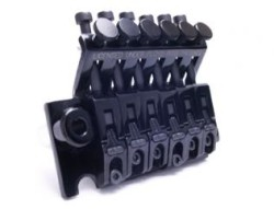 Graphtech - Graphtech PS-0080-B0 Ss Bridge LB-63 Floyd Rose Style