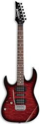Ibanez - Ibanez GRX70QAL-TRB Transparent Red Solak Elektro Gitar
