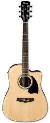 Ibanez - Ibanez PF15ECE-NT Elektro Akustik Gitar