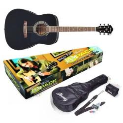 Ibanez - Ibanez V105SJP Akustik Gitar Seti