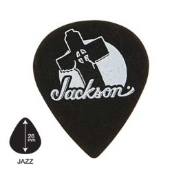 Jackson - Jackson 551 Black Leaning Cross Pena (0,73mm)