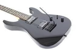 Jackson - Jackson JS11 Dinky AH Gloss Black Elektro Gitar