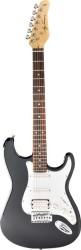 Jay Turser - Jay Turser JT301 Siyah Elektro Gitar