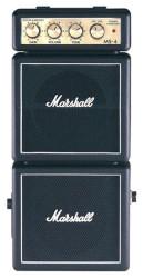 Marshall - Marshall MS-4 Mini Elektro Gitar Amfisi