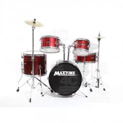Maxtone - Maxtone MXC Çocuk Akustik Davul Seti