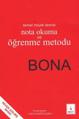 Müzik Teorisi Nota Okuma Ve Öğrenme Metodu-Bona
