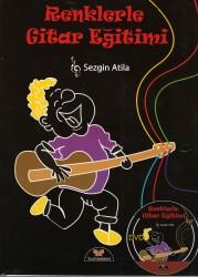Yurtrenkleri - Renklerle Gitar Eğitimi - Sezgin Atila (DVD'li)