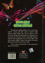 Renklerle Gitar Eğitimi - Sezgin Atila (DVD'li) - Thumbnail