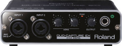 Roland - Roland UA-22 Duo-Capture EX USB Audio Interface